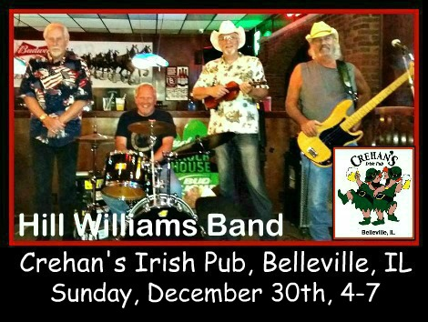 Hill Williams Band 12-30-18