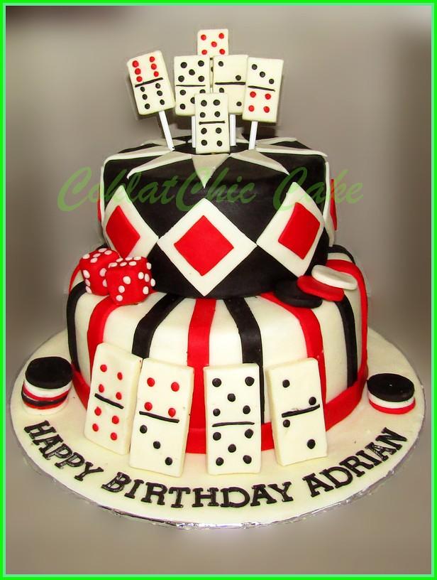 Cake Domino ADRIAN 20 /15