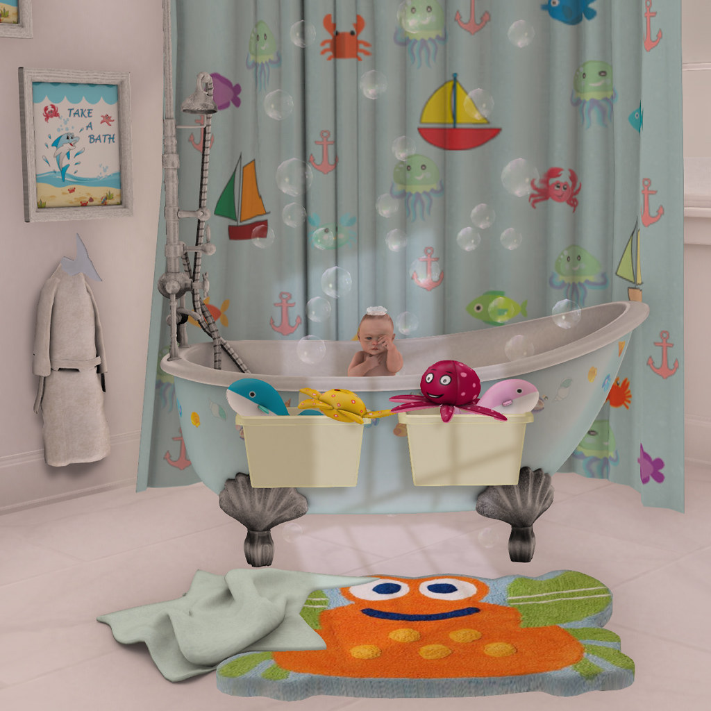 # 418 - Bubble Bath