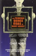 Claire North, Las primeras quince vidas de Harry August