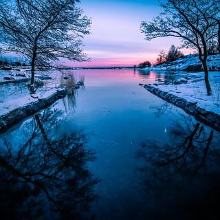 Uunisaari - Helsinki, Finland - Seascape photography