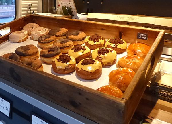 doughnuts de Crosstown doughnuts