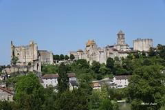 Chauvigny, Vienne, Nouvelle-Aquitaine - Photo of Bonnes