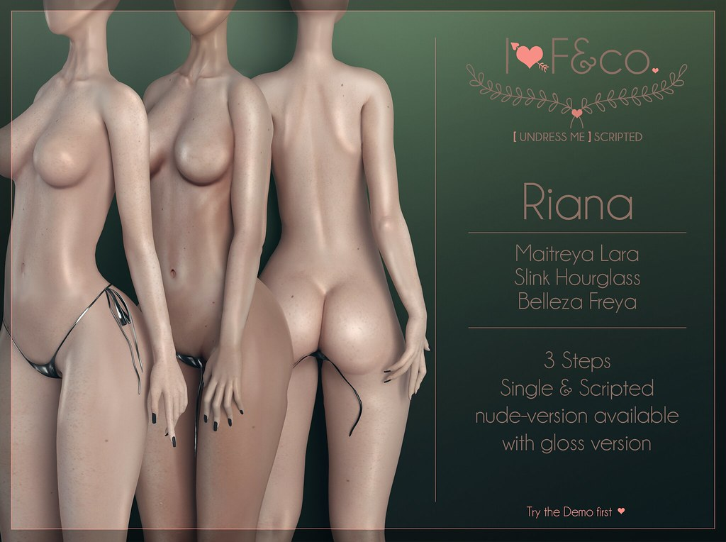 Riana - TeleportHub.com Live!