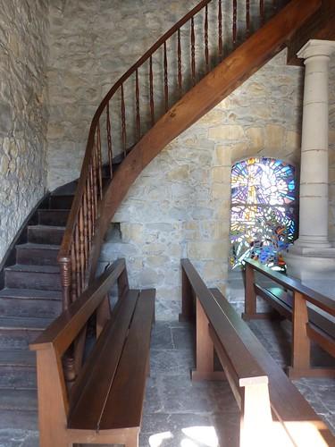 Saint André de Seignanx, Landes. Thème de février: escaliers