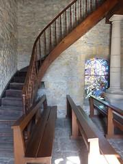 Saint André de Seignanx, Landes. Thème de février: escaliers - Photo of Saint-Laurent-de-Gosse