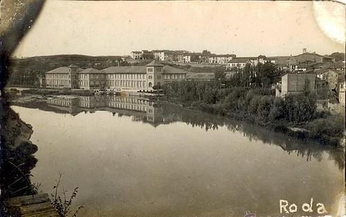 fàbrica tèxtil Roda de Ter 1944
