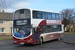 0743 SN55 BOH Lothian Buses