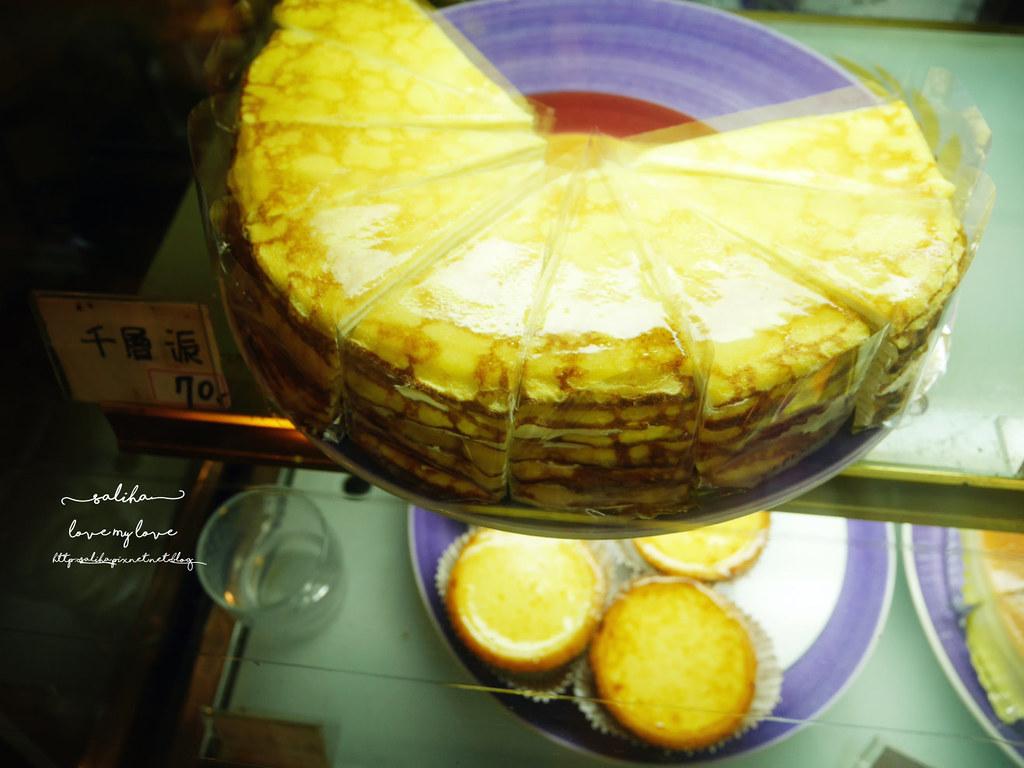 台北萬華西門町下午茶蛋糕甜點中式點心蜂大咖啡 (2)