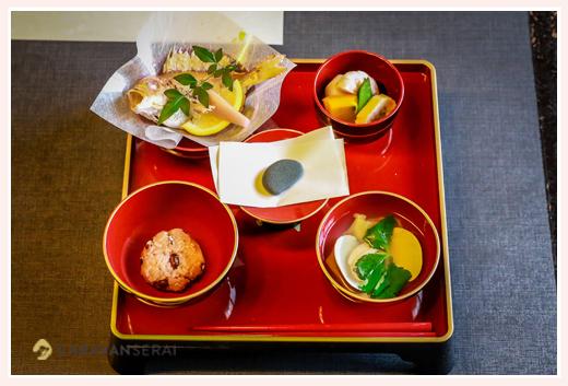 八雲(名古屋市東区)のお食い初め料理