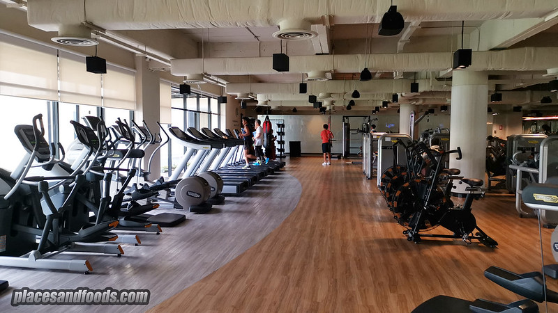 eastin thana city resort gym
