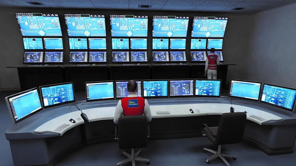 Control Room Ultra Electronics