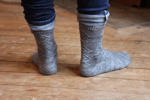 Les chaussettes de Remus Lupin