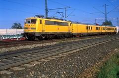 * DB  Bahndienst und Messzüge