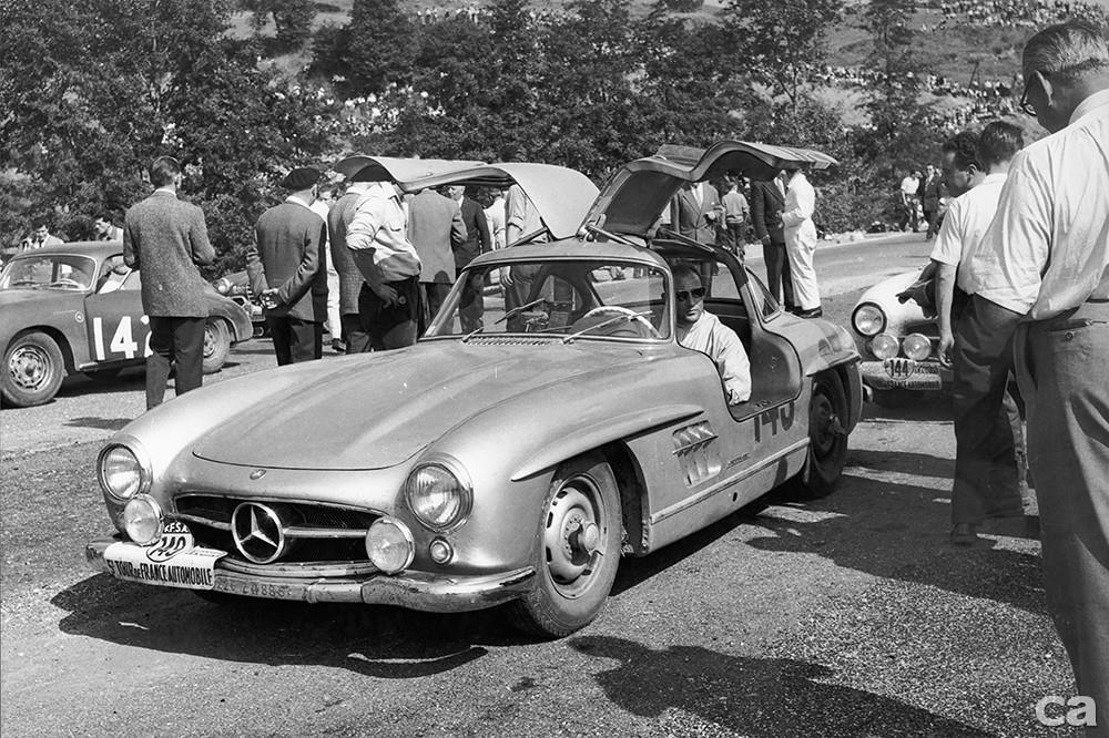 1955-Mercedes-Benz-300-SL--Sportabteilung--Gullwing_34