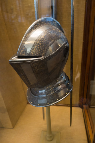 Sharp Italian helmet | by quinet