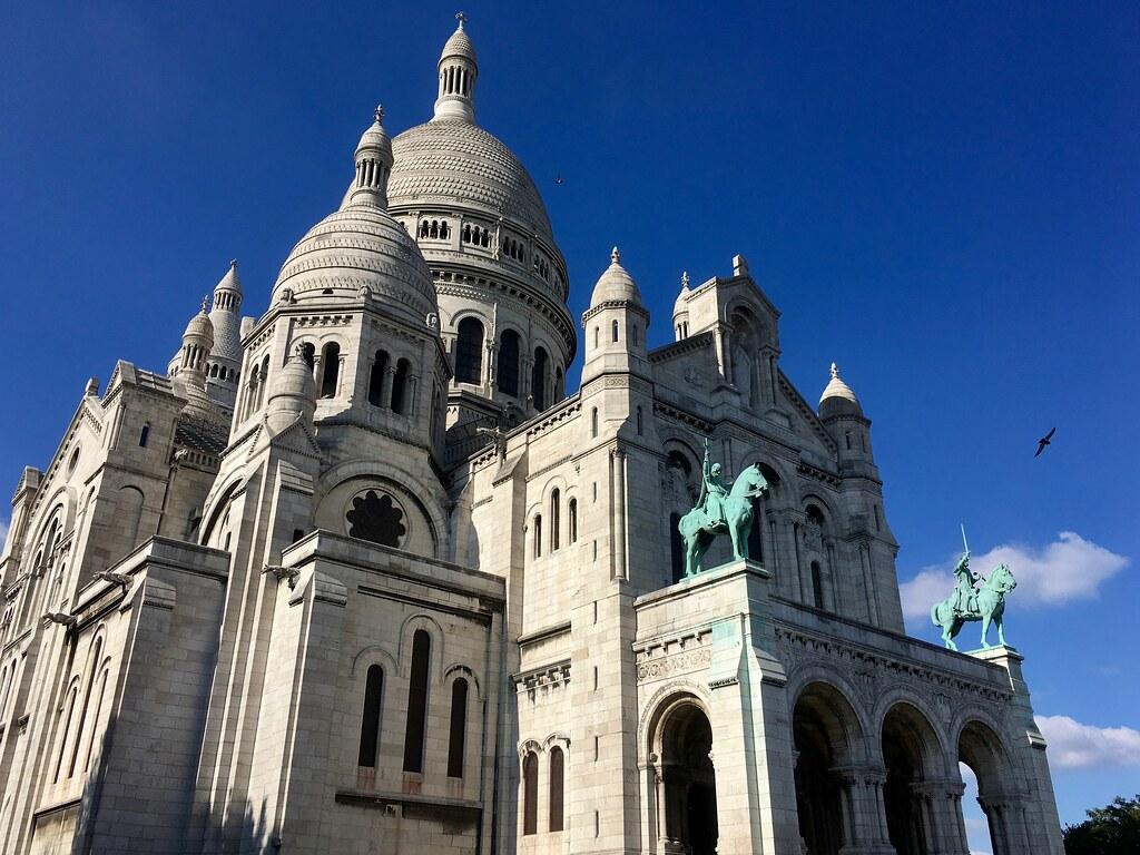 2018.06.25 - Basilique du Sacre Coeur de Montmatre