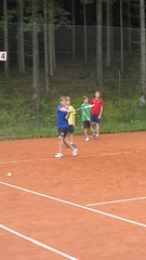 Tenniscamp September 2014