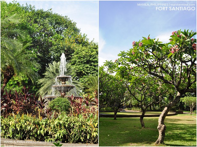 Fort Santiago in Intramuros