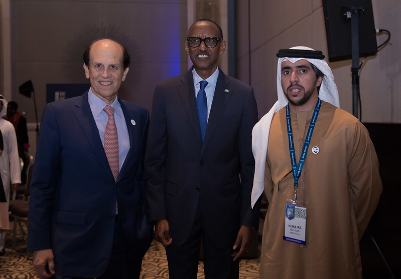 Milken Middle East and North Africa Summit | Abu Dhabi, 13 February 2019