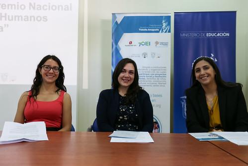 Jornadas de Socialización Premio Nacional de Educación en DDHH Tránsito Amaguaña - Quito