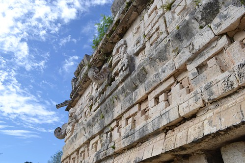 The new ruler of Uxmal