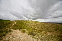 Ridgeline, South Mountain, Phoenix City Park.