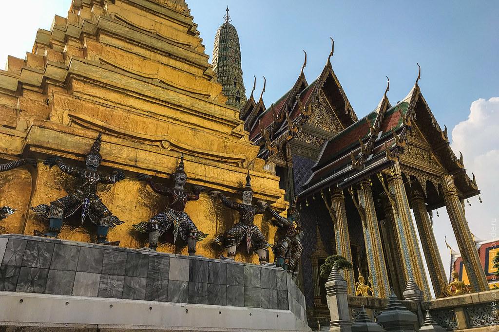 Grand-Palace-Bangkok-Королевский-дворец-Бангкок-9189
