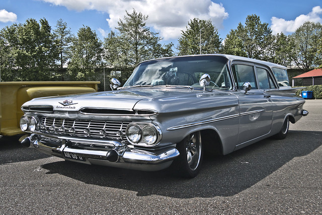 Chevrolet Brookwood 1959 (4490)
