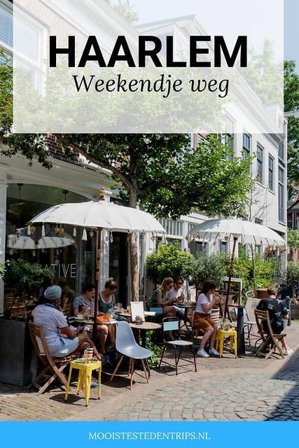 Weekendje Haarlem: leuke dingen om te doen tijdens een weekendje Haarlem | Mooistestedentrips.nl