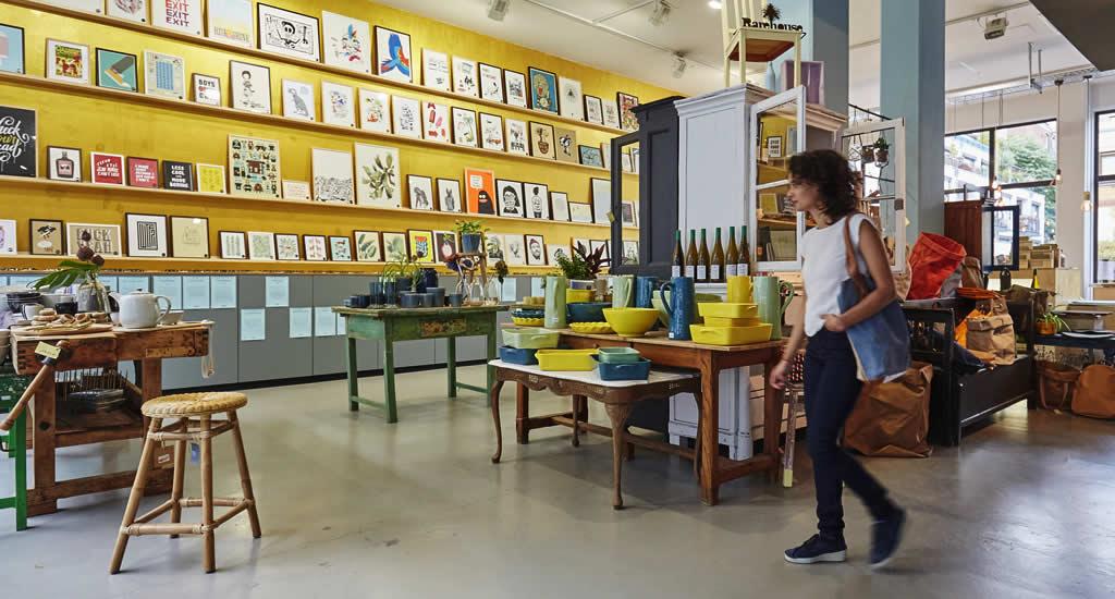 Winkelen in het Belgisches Viertel | Mooistestedentrips.nl