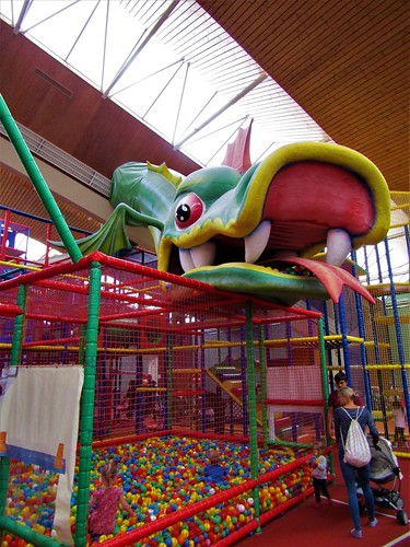 Indoor Playground Allgäulino in Germany