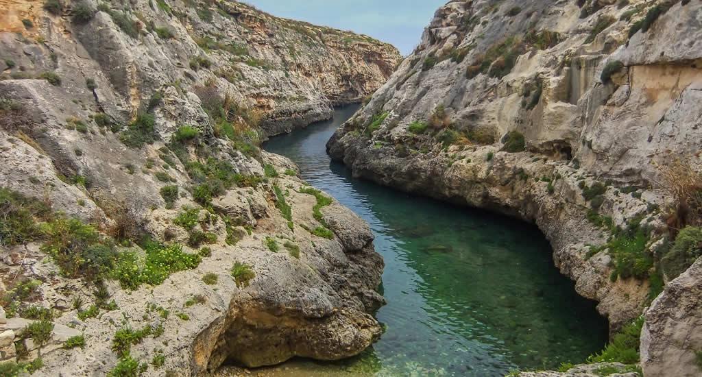 Duiken en snorkelen op Gozo: Wied il-Għasri | Malta & Gozo