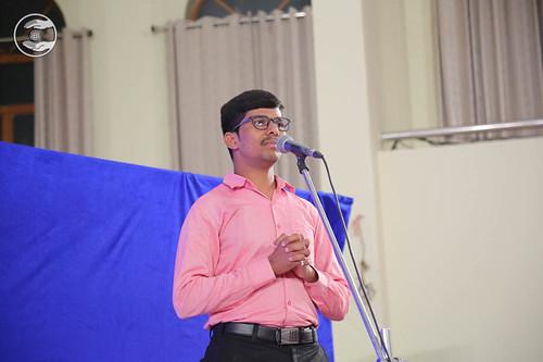 Deepak, expresses his views
