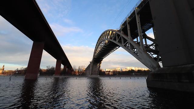 Bridges, Canon EOS 200D, Canon EF-S 10-18mm f/4.5-5.6 IS STM