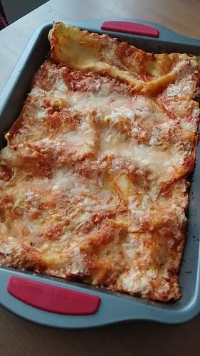J's Lasagna