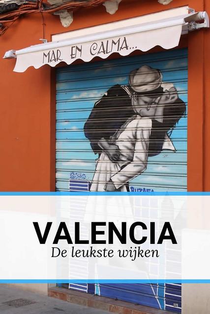 Valencia: de leukste wijken van Valencia: bekijk alle tips | Mooistestedentrips.nl