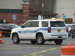 New York State Emergency Management Chevy Tahoe