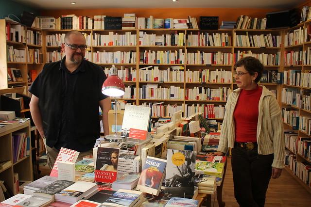Librairie Eureka Street, Caen