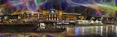 Amsterdam - estaci�n central