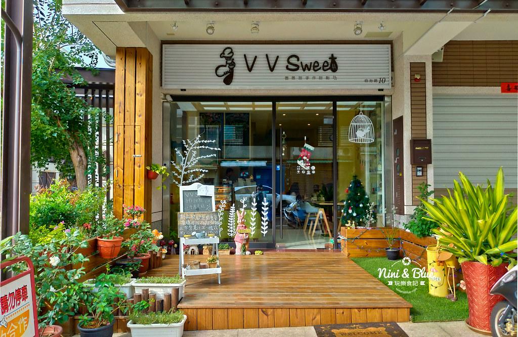 VVSweet.微微甜手作甜點坊15