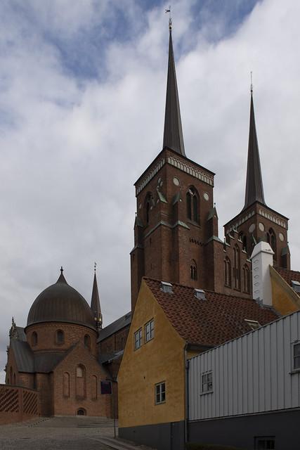 Domkirche in Roskilde