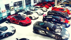 Bill Gates and his Big Car Collection of Supercars