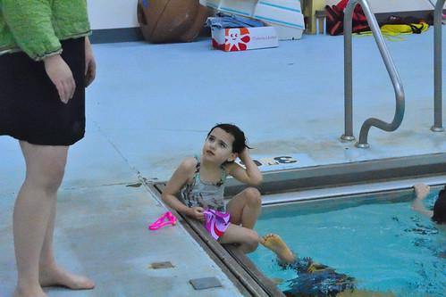 Galena Whitecaps Mock Swim Meet