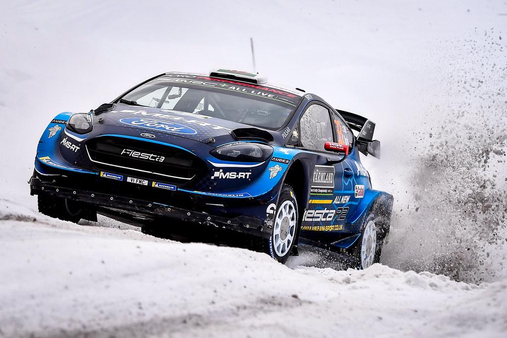 2019 WRC Rally Sweden | Michel...