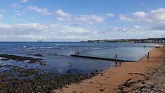 North Berwick: tidal pool