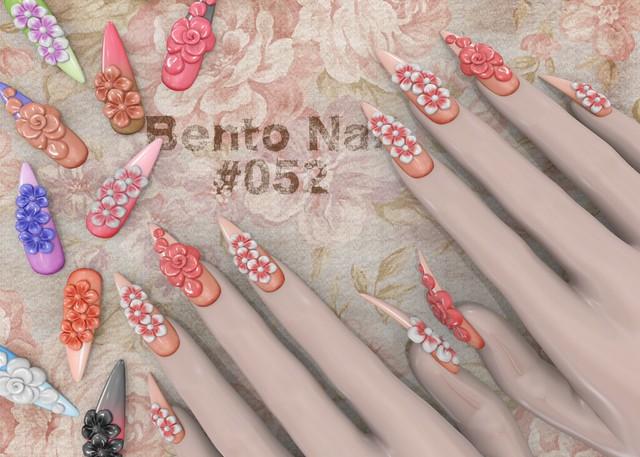 BENTO NAIL ♥ #052