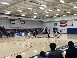 WHCC Men's Basketball vs Merced: Student Perspective