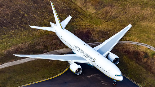 Boeing 777-236 TR-KPR République Gabonaise