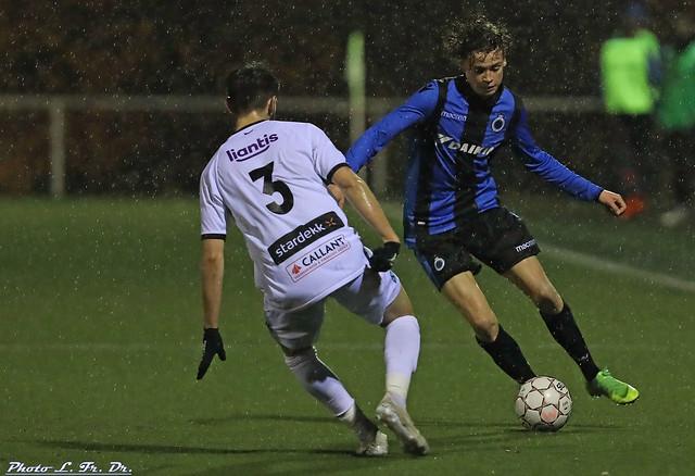 BvB Beloften Club Brugge - Cercle Brugge